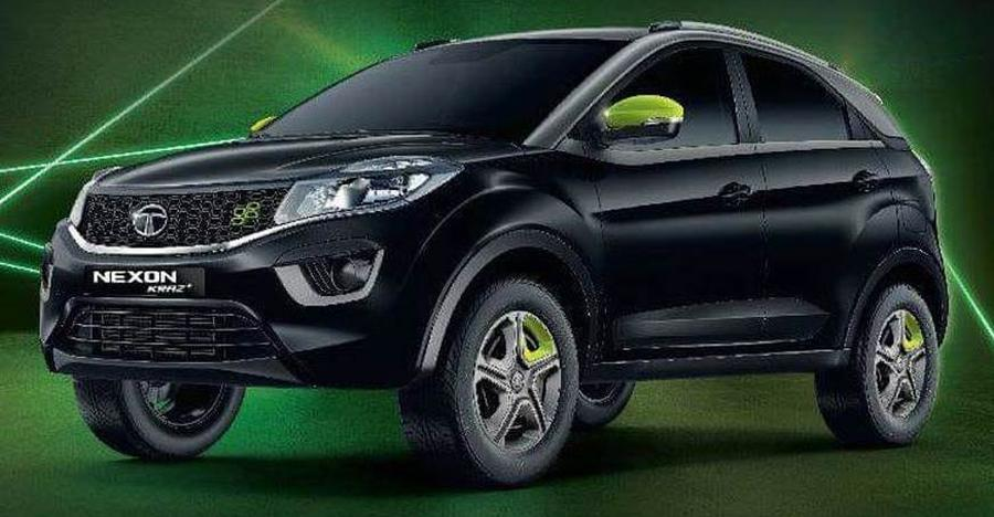 Tata Nexon Kraz+ Featured