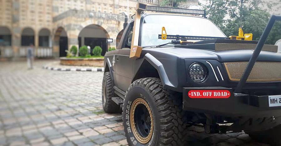 Tata Sierra Pick Up Truck Featured