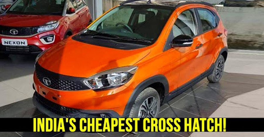 S Cross 2018 Price >> Tata Tiago NRG cross hatch launched in India