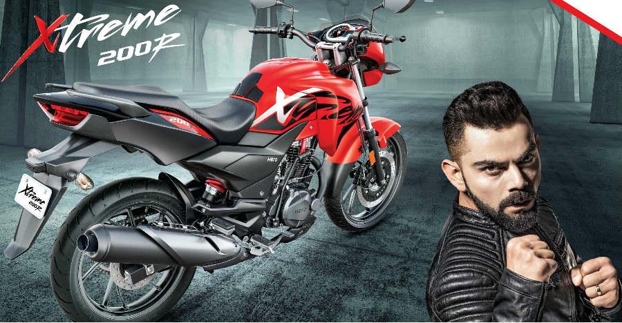 Virat Kohli Xtreme 200r Feature