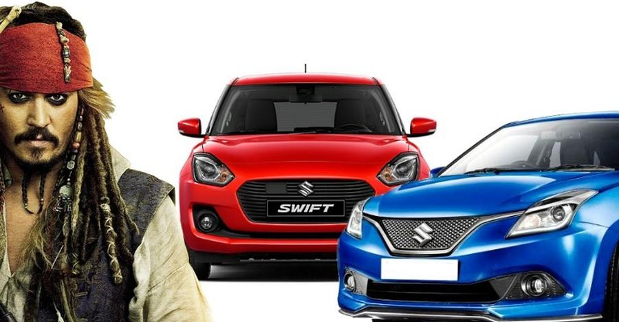 Swift Baleno Featured