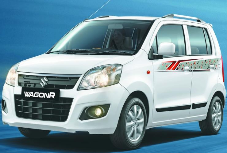 2018 Maruti Wagonr Limited Edition