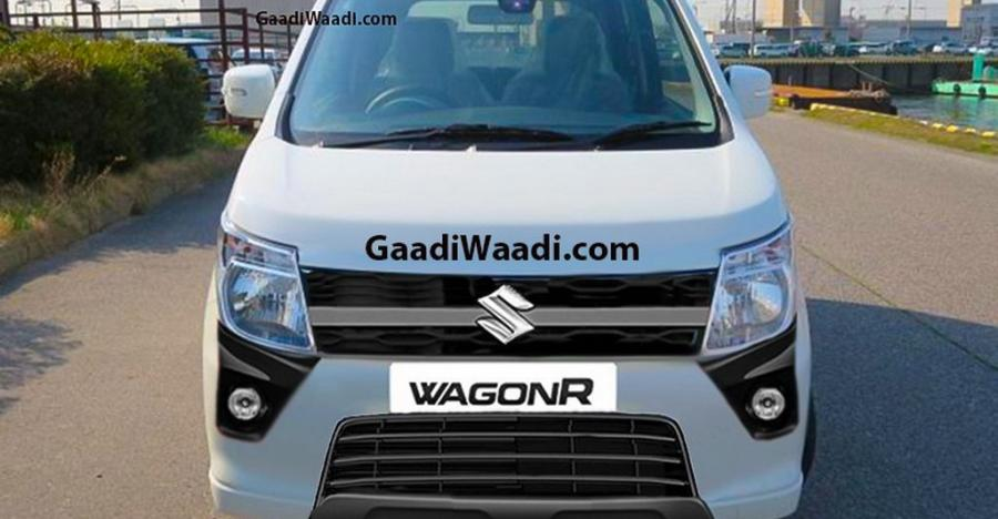2019 Maruti Wagonr Render Featured
