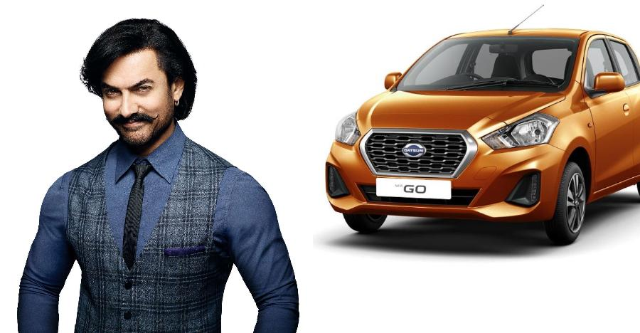 Aamir Khan Datsun Featured