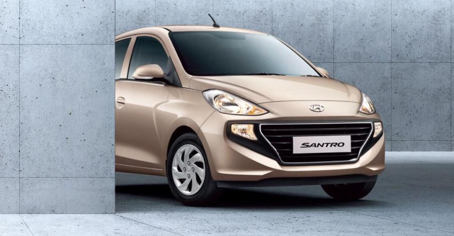 All New Hyundai Santro Featured