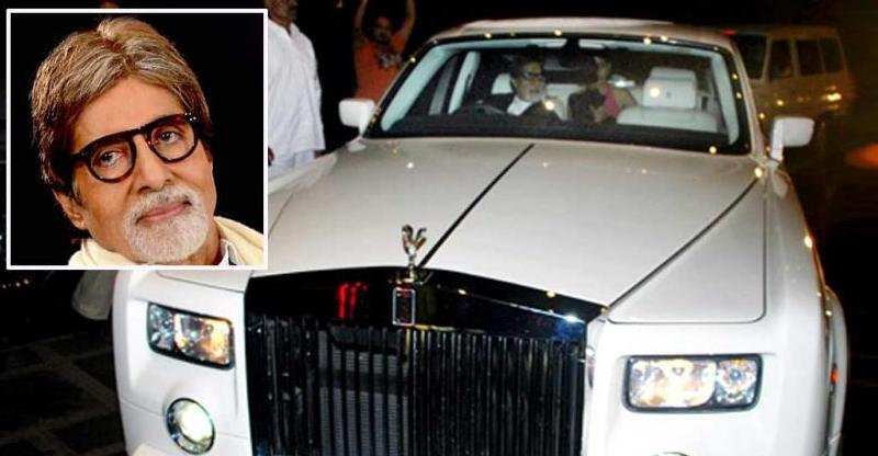 Amitabh Bachchan Rolls Royce Featured