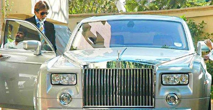Rolls Royces Of India S Movie Stars Amitabh Bachchan To Akshay Kumar