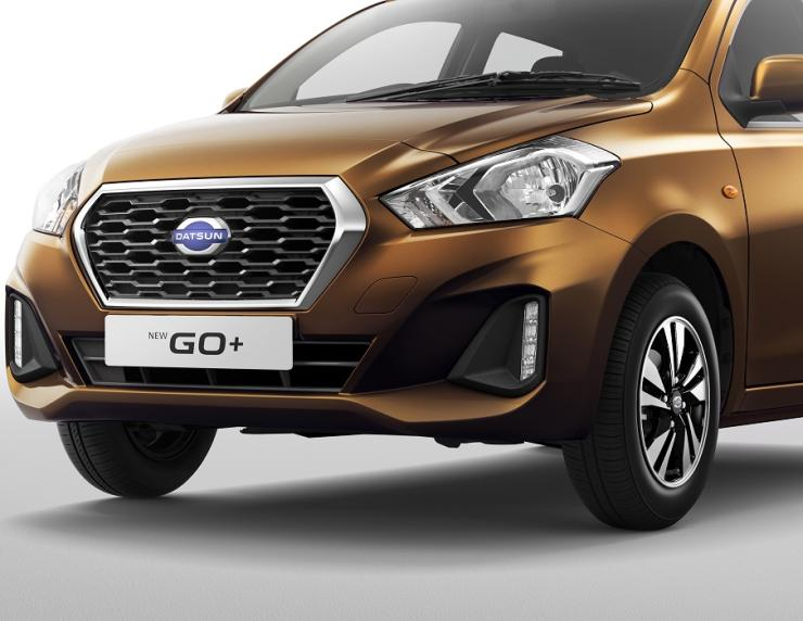 Datsun Go Plus Facelift