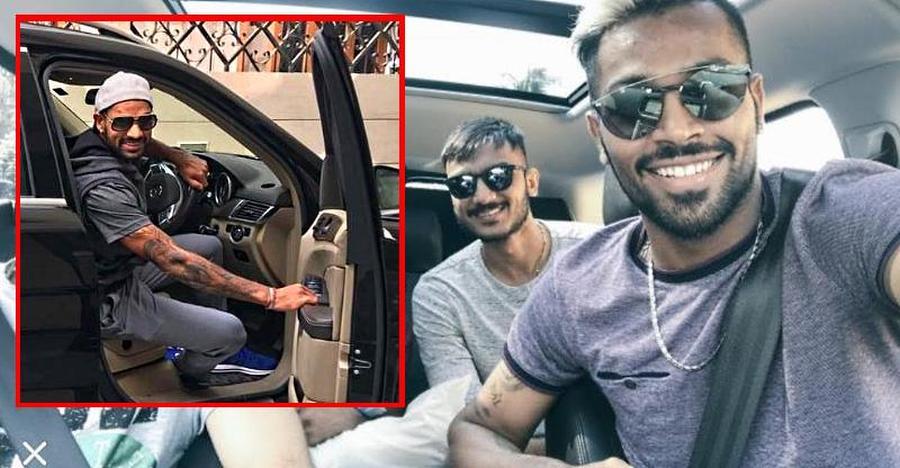 Hardik Pandya Car Featured