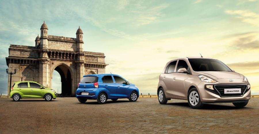 Hyundai Santro Gallery Featured