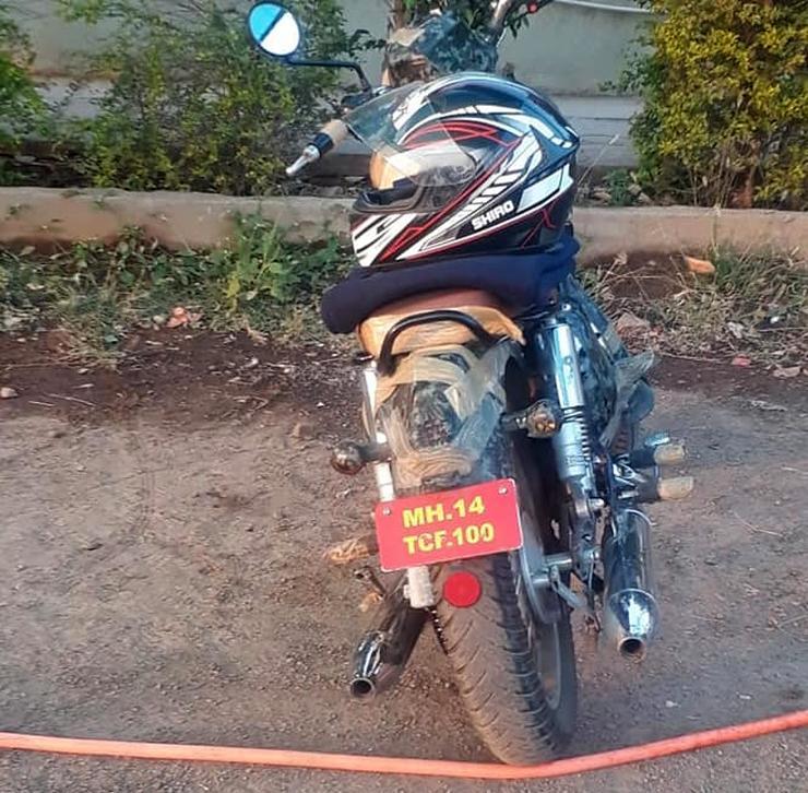 Jawa 300cc Motorcycle Spyshot 3