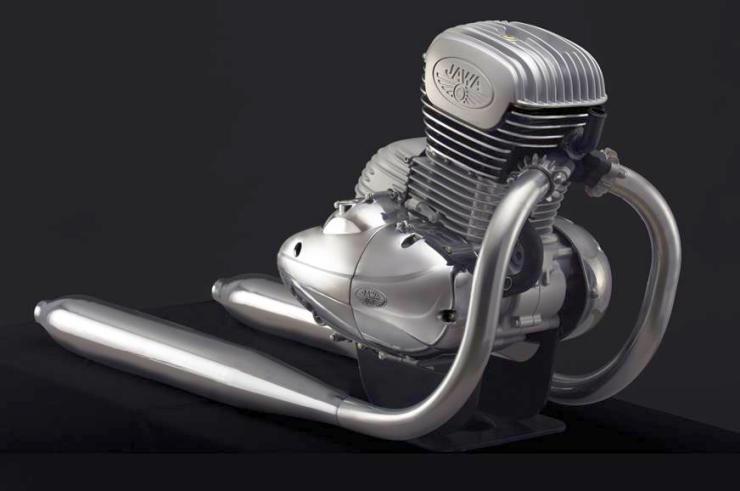 Jawa Engine 1