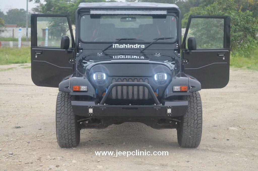 Jeep Mahindra 2