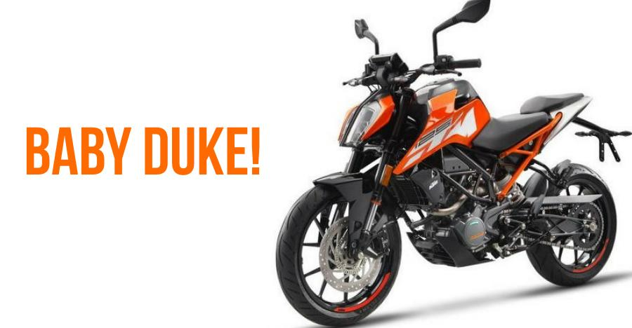 Ktm Duke 125 Featured