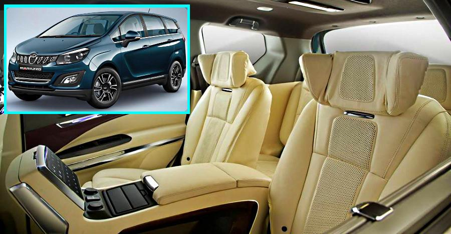 Dc Design S Mahindra Marazzo Wants To Be A First Class