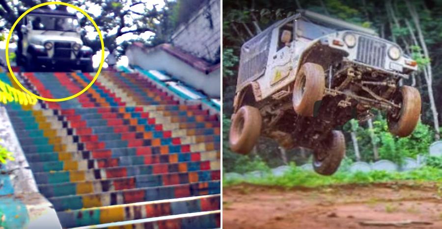Mahindra Thar Crazy Featured