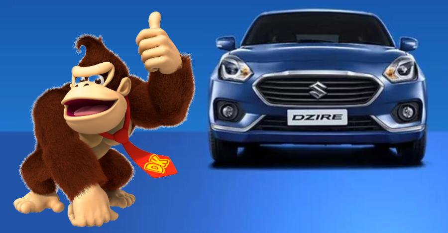 Maruti Dzire Fastest Selling Car Featured