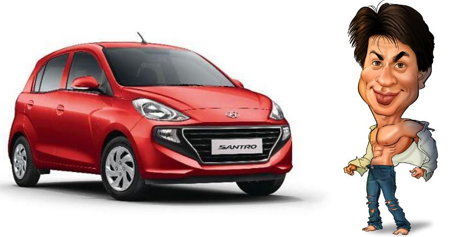 New Hyundai Santro Featured