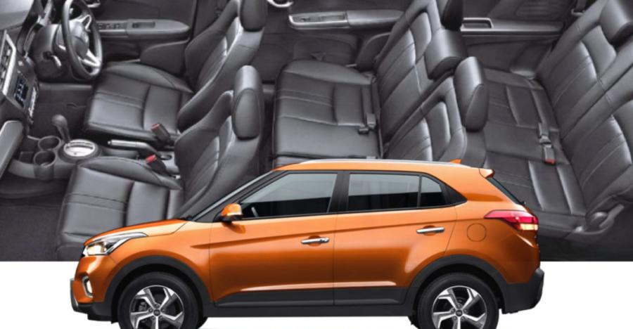 Next Gen Hyundai Creta Render