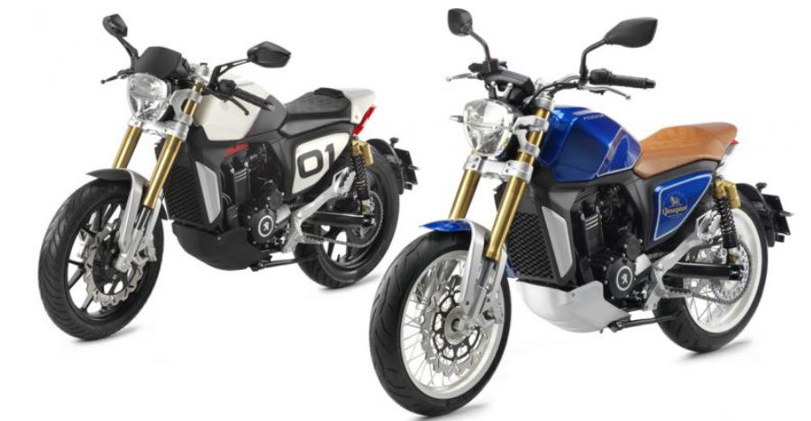 Peugeot Mahindra Motorcycles Featured