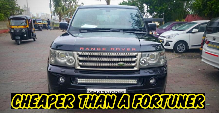 Range Rover Cheaper Featured