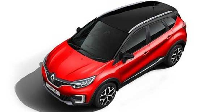 Renault Captur Featured