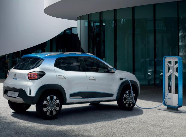 Renault K Ze Kwid Electric 1