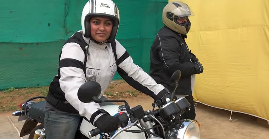 Royal Enfield Continental Gt 650 Test Ride Featured