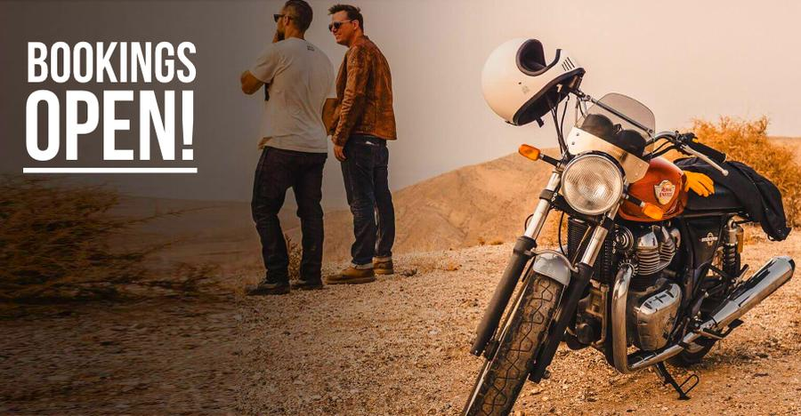 Royal Enfield Twins Bookings Featured