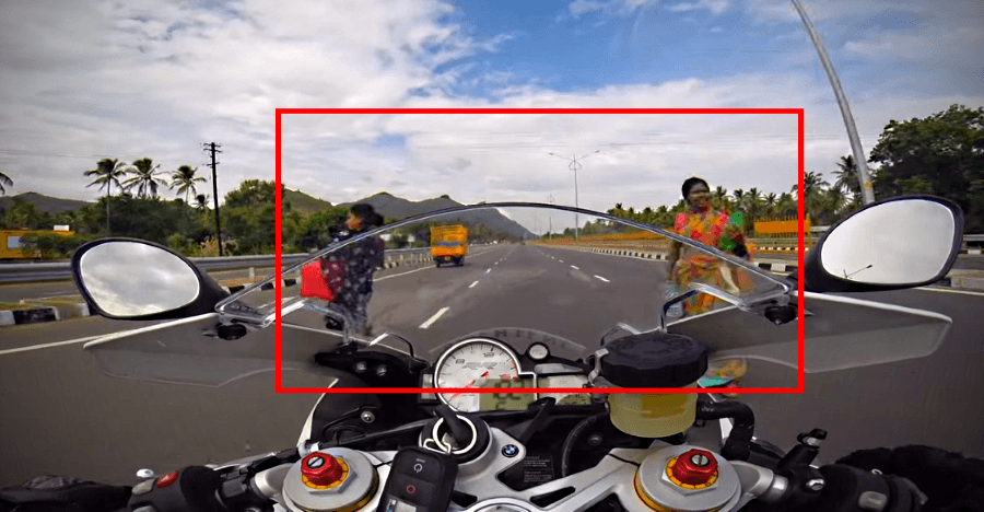 S1000rr Near Miss Featured