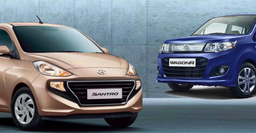 Santro Wagonr Featured