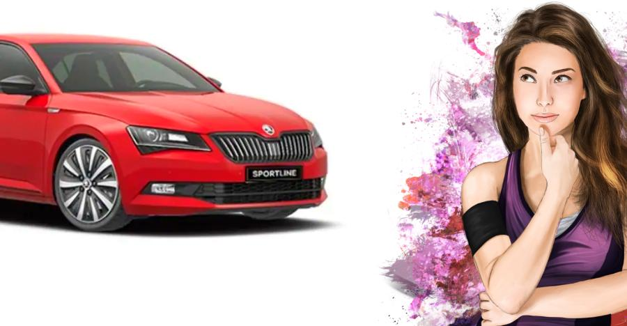 Skoda Superb Sportline Featured