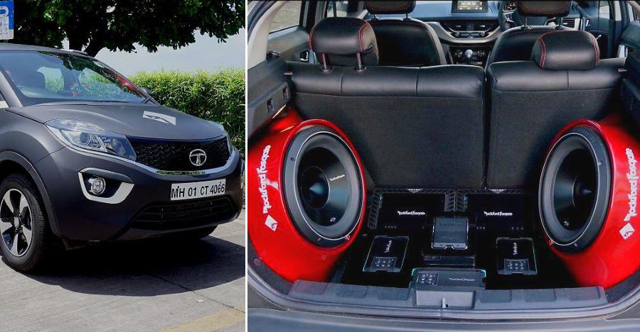 Tata Nexon Audio Featured