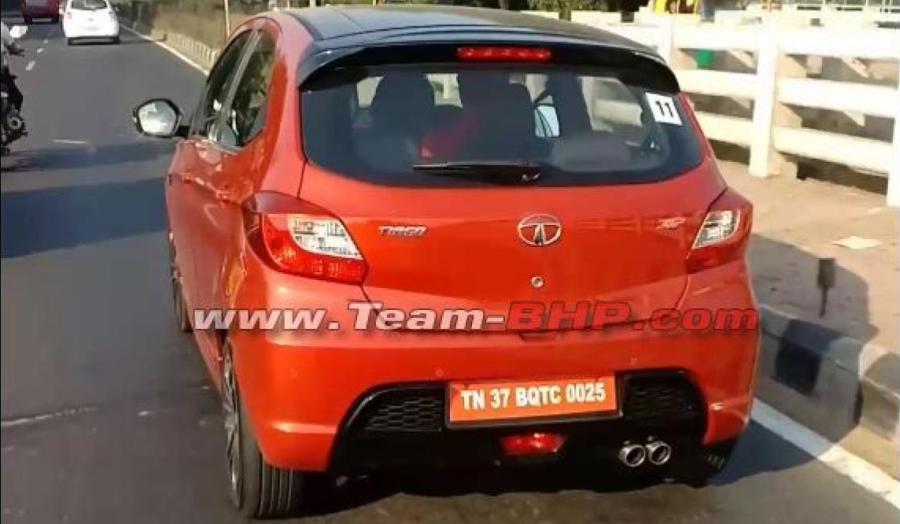 Tata Tiago Jtp Spyshot Featured