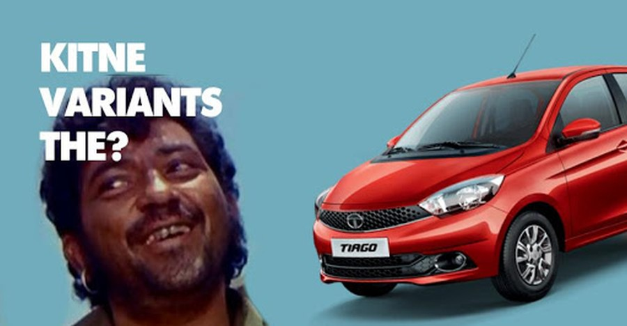 Tata Tiago Variants Featured
