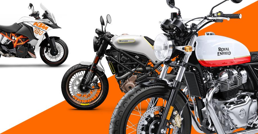 Upcoming Affordable Motorcycles Featured