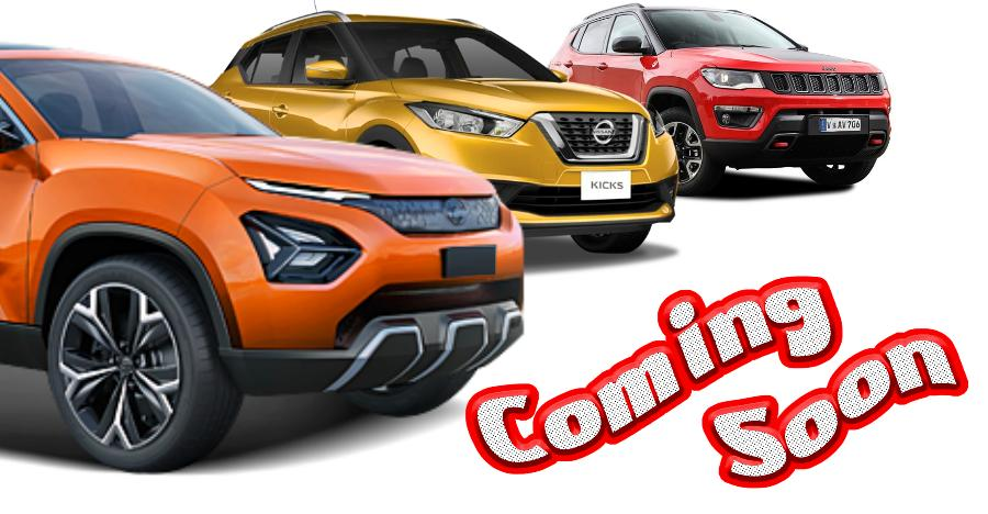 Upcoming Suvs 6 Months Featured