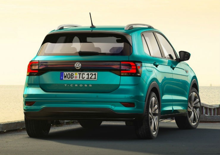 Volkswagen Debuts All-New T-Cross - Smallest VW SUV Ever