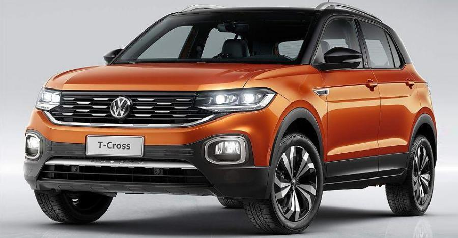 Volkswagen T Cross Featured