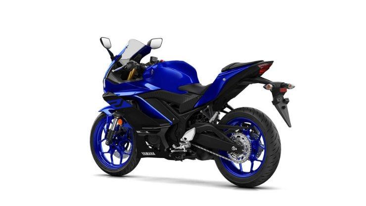 Yamaha Yzf R3 2