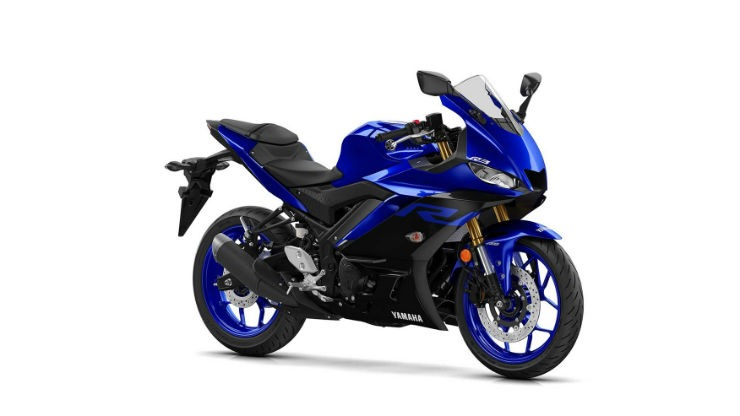 Yamaha Yzf R3 3