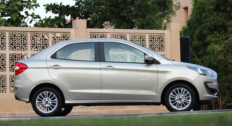 New Ford Aspire 3