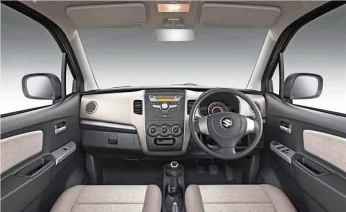 Wagonr Interior
