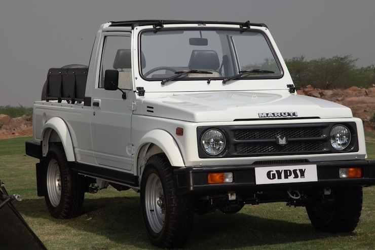 2015 Maruti Gypsy Suv India