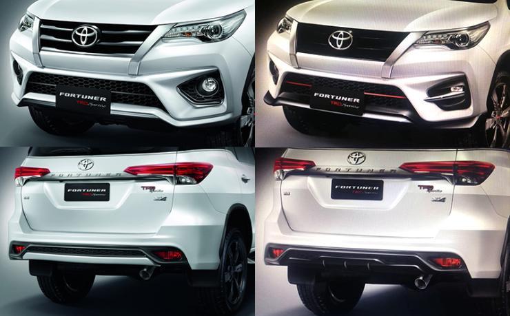 2018 Toyota Fortuner Trd 2