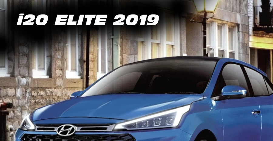 2019 Hyundai Elite I20 Render 3
