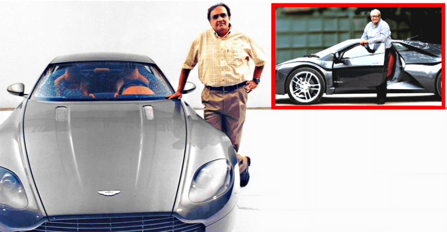 Dilip Chhabria and his exotic cars: From BMW X6M to Porsche 911