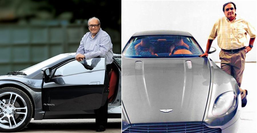 From DC Avanti to BMWs & Mercedes: Cars that Dilip Chhabria drives