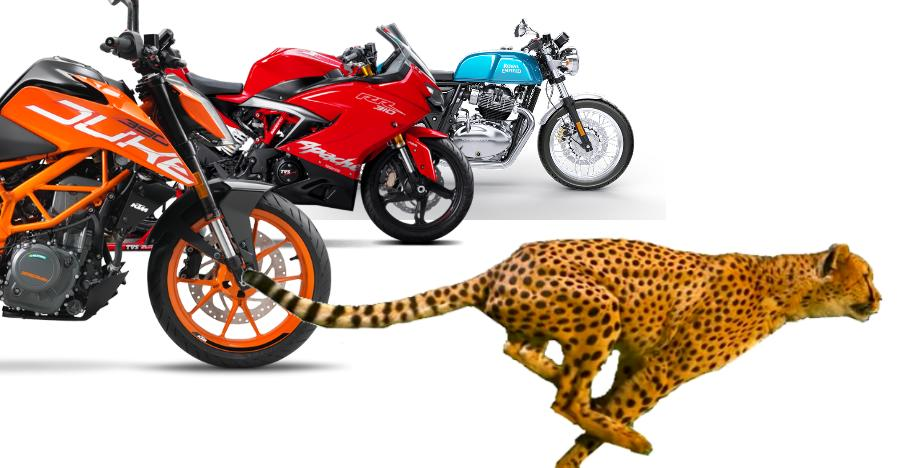 Fastest Accelerating Affordable Bikes Featured