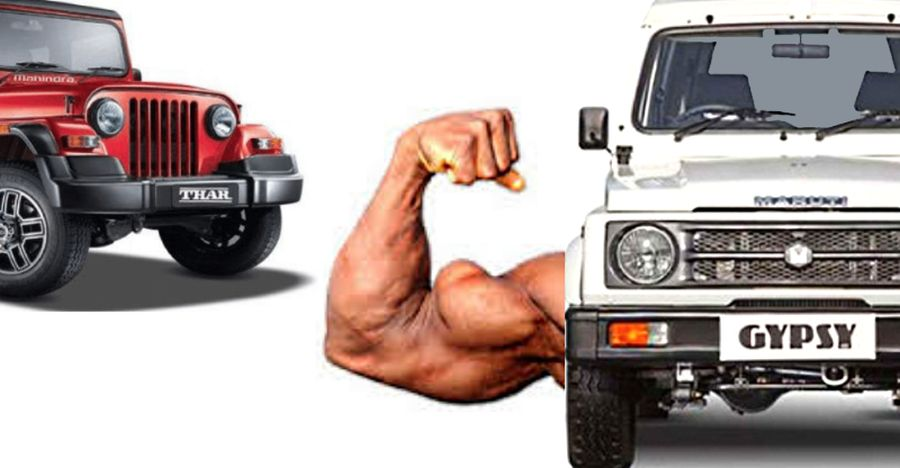 33 year-old Maruti Gypsy is OUTSELLING the Mahindra Thar CRDe: We explain why